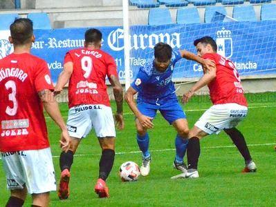 El CF Talavera ficha a un jugón para el centro del campo