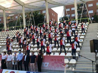 Una empresa de Talavera 'puso sonido' a los atletas olímpicos españoles
