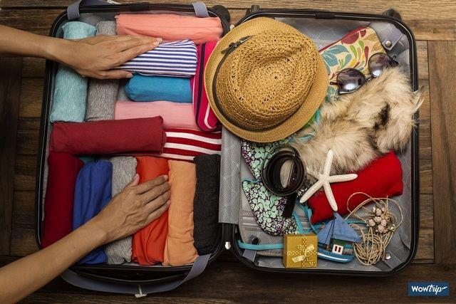 Sí, todo lo que necesitas para estas vacaciones puede entrar en tu maleta