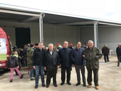 El Gobierno regional valora la promoción del aceite de oliva de la Comarca de La Jara