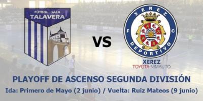 El Soliss FS Talavera ya conoce a su rival para los playoff de ascenso