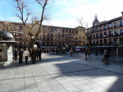 TOLEDO | El Gobierno central justifica el cierre de la oficina de turismo de Zocodover