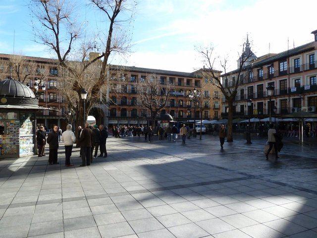 Plaza de Zocodover | Archivo | Europa Press