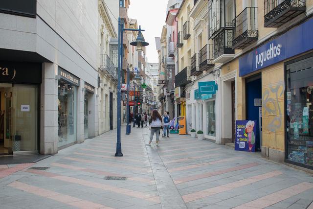 Calle San Francisco, Talavera