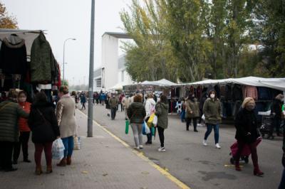 REGIÓN | Los mercadillos al aire libre no cerrarán a menos que la situación sea extrema