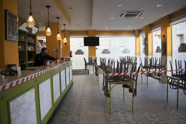 HOSTELERÍA | El Gobierno prepara ayudas especiales para bares y restaurantes