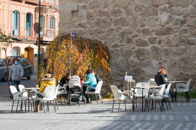 TALAVERA | El Ayuntamiento prorroga la instalación de terrazas hasta final de año