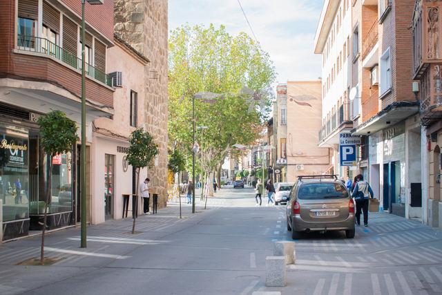 TALAVERA | El Ayuntamiento estudiará la petición de reabrir el tráfico en el casco