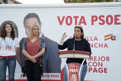 """García Élez pide el voto en las EATIM para provocar el cambio """"moderado, sensato y fiable"""" de la mano del PSOE"""
