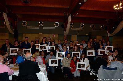 Las mejores imágenes de 'Todos encajamos', la cena benéfica de TEA Talavera
