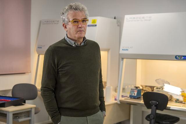 VÍDEO | Un talaverano, entre los artífices del COVID-LOT, el sistema de rastreo en saliva de la Complutense