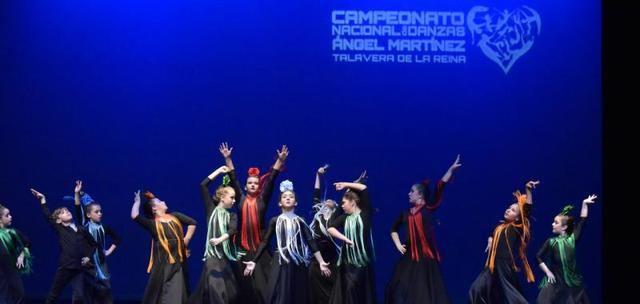 Talavera volverá a ser la capital española de la danza con el Campeonato Nacional 'Ángel Martínez'