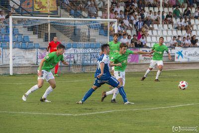 Por si te lo perdiste, te traemos las mejores fotografías del partido del CF Talavera