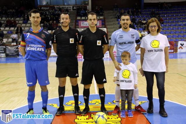 Down Talavera fue el 'Jugador número seis'