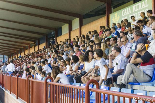 FÚTBOL | ¿Habrá espectadores en El Prado tras el 18 de octubre?
