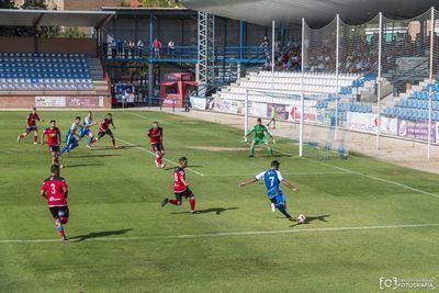 Las mejores fotos del encuentro del CF Talavera para vivirlo desde dentro