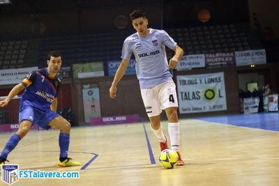 El Soliss FS Talavera visita al filial del Barça