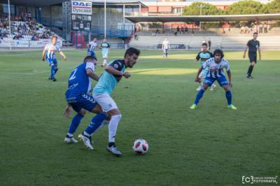 Un potente CF Talavera supera al Sanluqueño por 3-0
