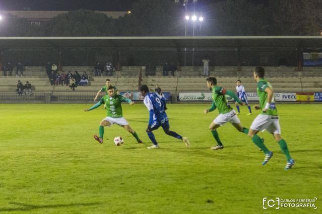 Las imágenes de la victoria del Talavera ante el Cacereño