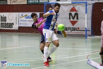 Soliss FS Talavera-Atlético Benavente