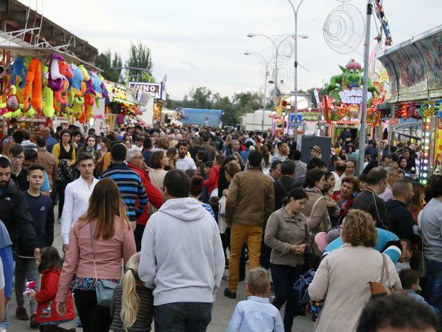 Imagen archivo, Feria de San Isidro 2016