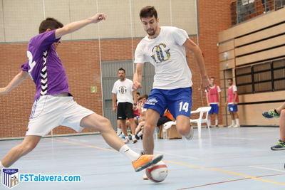 Nuevo test de pretemporada para el Soliss FS Talavera