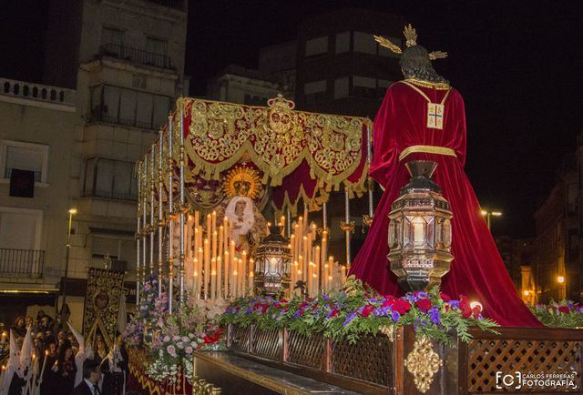 Jesús Cautivo, María de Gracia y Cristo de la Salud, protagonizan el Martes Santo (IMÁGENES)