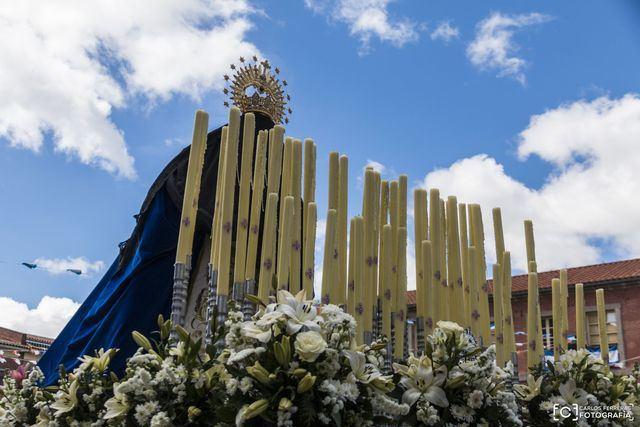 Los talaveranos lloran la muerte de Jesús el Sábado Santo