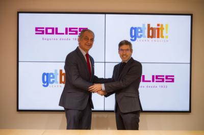 Soliss y get brit! alcanzan un acuerdo de colaboración
