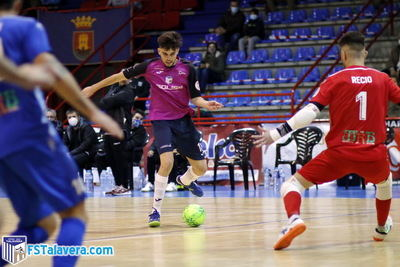 FUTSAL | Al Soliss FS Talavera solo le vale la victoria