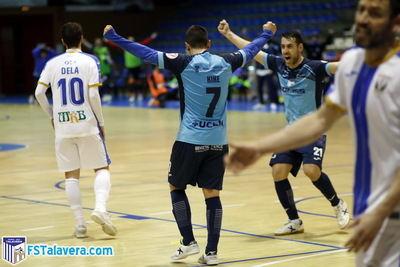 FUTSAL | El Soliss FS Talavera le saca un punto agónico a su cita frente al Leganés
