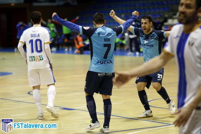 FUTSAL   El Soliss FS Talavera le saca un punto agónico a su cita frente al Leganés