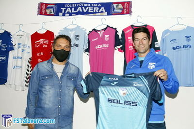 FÚTBOL SALA | El Soliss FS Talavera cierra la contratación de Alberto Blecua