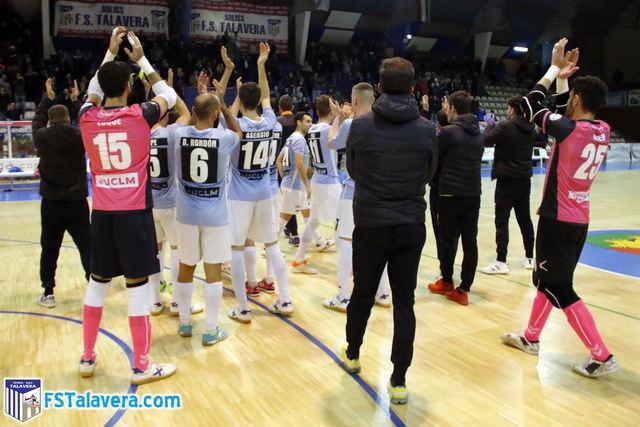 El Soliss FS Talavera saca a la venta las entradas para la cita frente a Movistar Inter