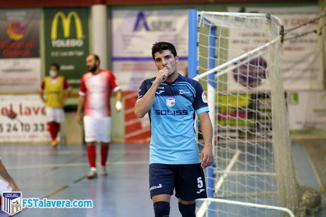 FÚTBOL SALA | El Soliss FS Talavera está en semifinales