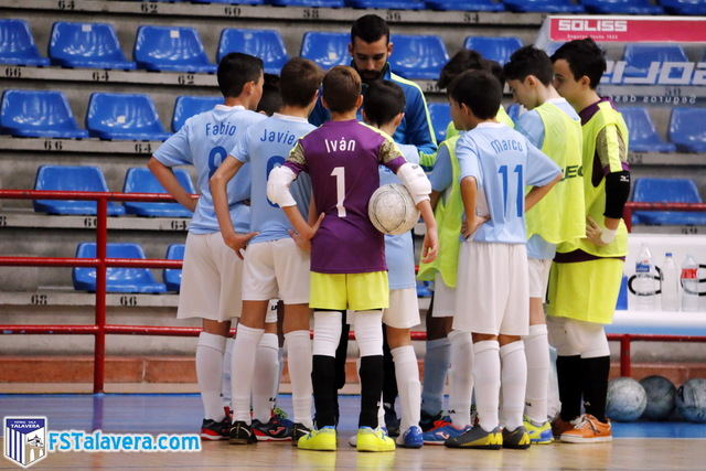 VÍDEO | Mensaje de La Academia del Soliss FS Talavera a sus jugadores