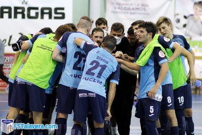 FÚTBOL SALA | El Soliss FS Talavera se enfrenta a uno de los favoritos al ascenso