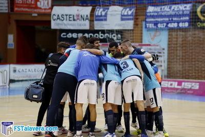 FUTSAL | El Soliss FS Talavera busca un triunfo ante el Jerubex Santiago