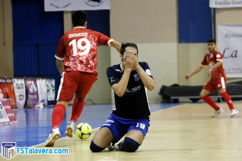 El Soliss FS Talavera regala, reacciona tarde y termina perdiendo con ElPozo Ciudad de Murcia - www.lavozdeltajo.com