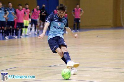 Andrés continuará por segunda temporada en el Soliss FS Talavera