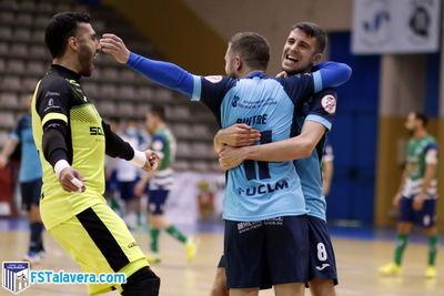 FUTSAL | El Soliss FS Talavera se reengancha a la pelea por el playoff