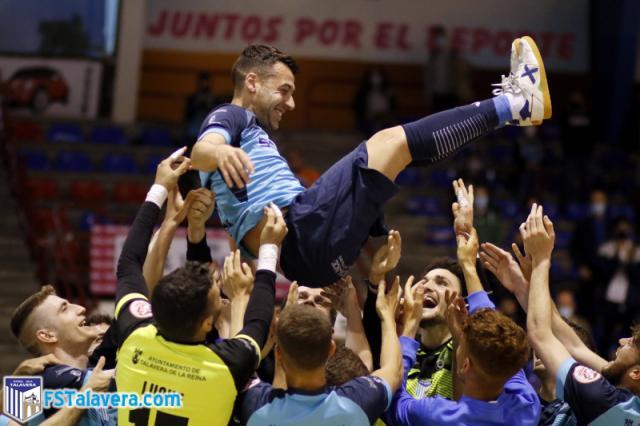 FUTSAL | Remontada del Soliss FS Talavera para un 'dulce' empate