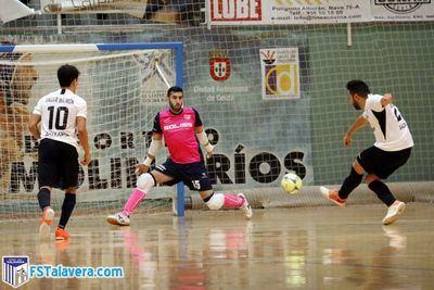 """Rafa Luque: """"Con esta victoria en Ceuta nos quitamos mucho peso de encima"""""""