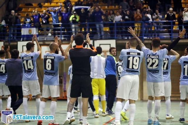 FÚTBOL SALA | El Soliss FS Talavera jugará el playoff exprés como tercero