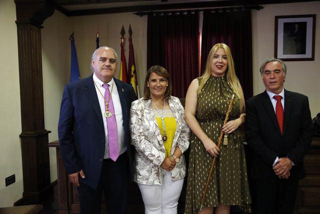 Mencías, García y Garrido toman posesión en las EATIM de Talavera