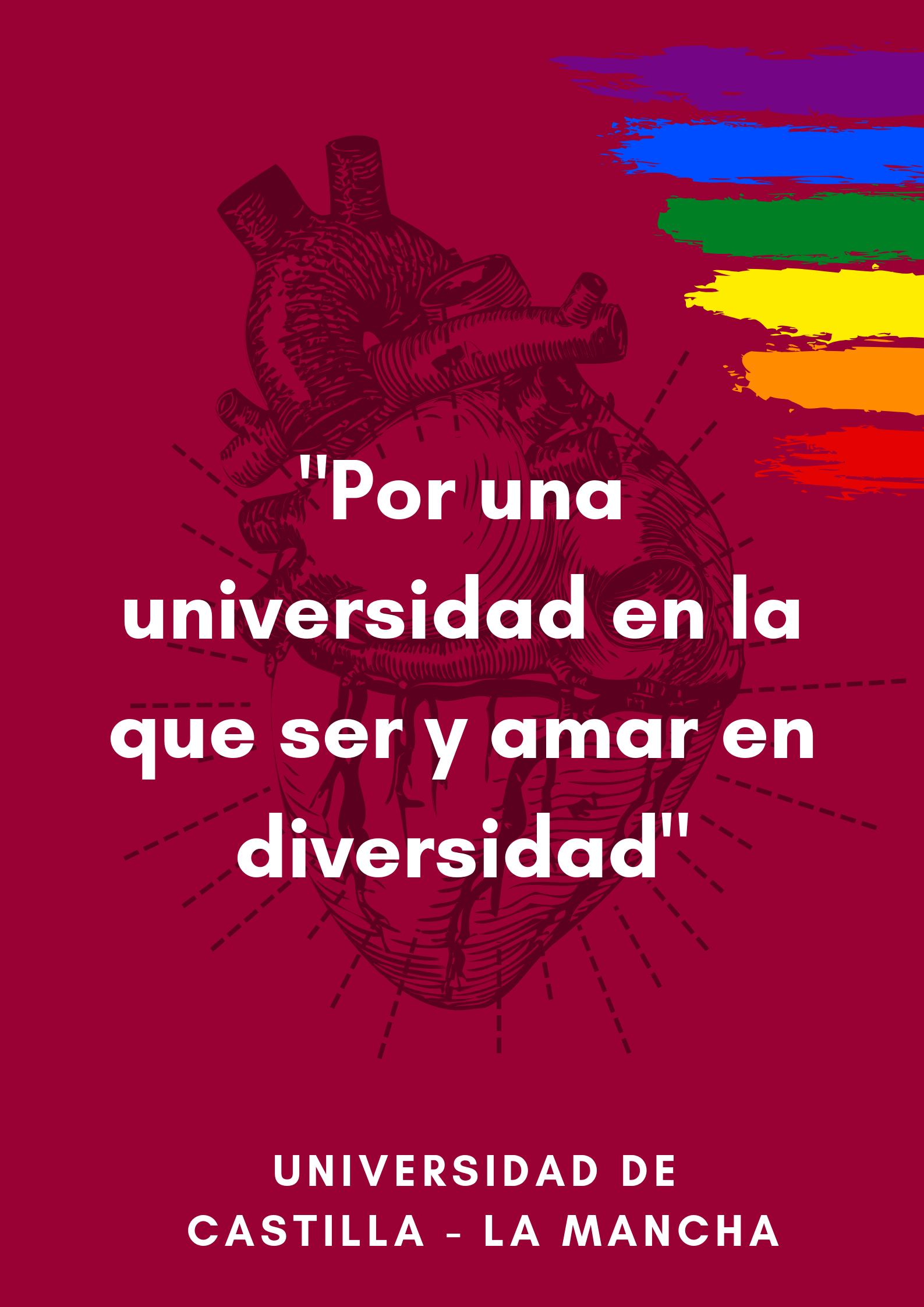 La UCLM en Talavera de la Reina se suma a conmemorar el Orgullo LGTB