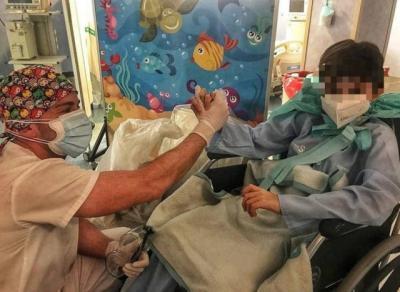 PANDEMIA | Un niño castellanomanchego de 10 años supera el coronavirus tras 11 días muy grave en la UCI