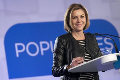 El PP CLM no descarta a Cospedal como candidata a presidir la Junta en 2019