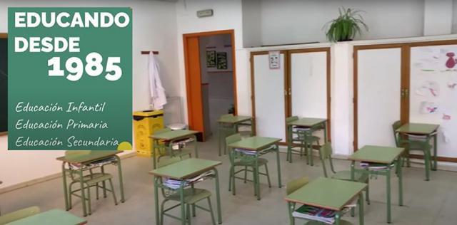 TALAVERA | Ya puedes solicitar la admisión de tus hijos en el colegio Rafael Morales