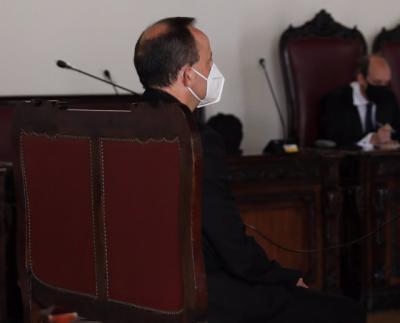 Ya ha comenzado a puerta cerrada el juicio contra el sacerdote de Talavera